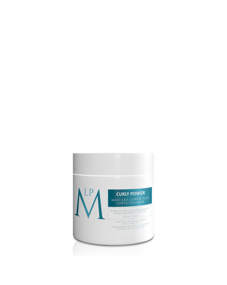 Máscara Lower Poo 500ml - Home Care